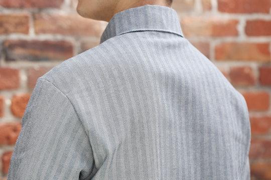 Pointer Brand Fisher Stripe Chore Coat