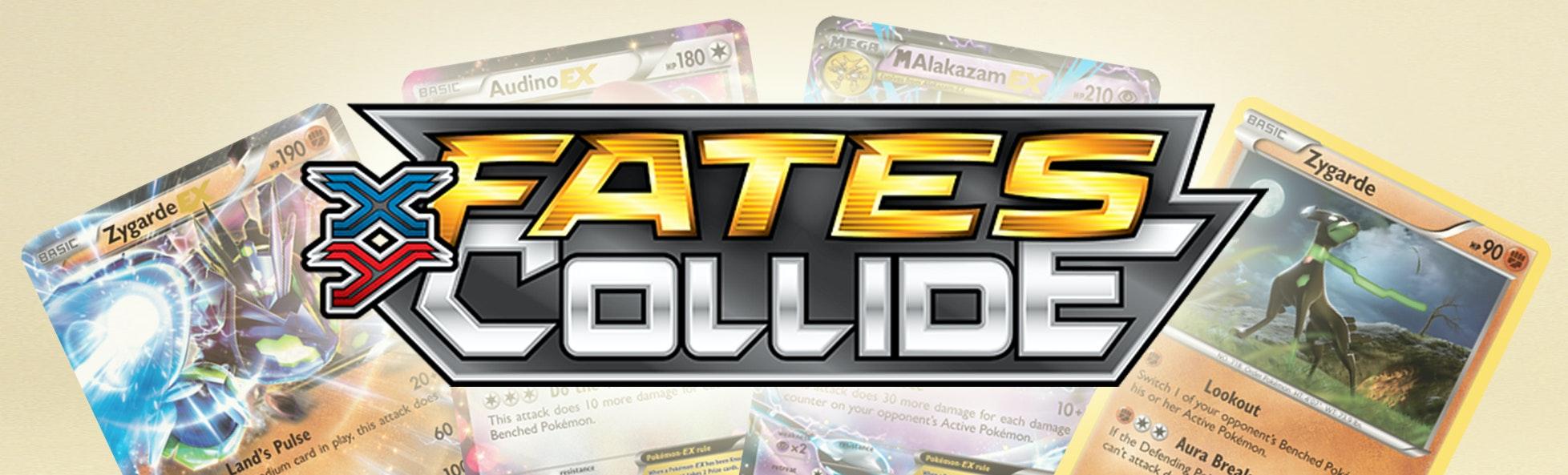 Pokémon TCG: XY – Fates Collide Booster Box
