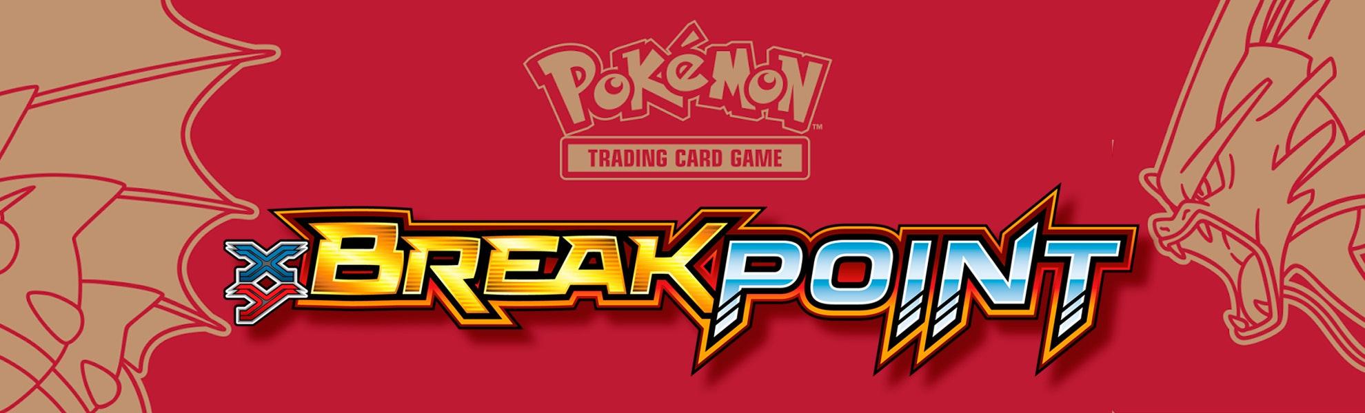 Pokémon XY BREAKpoint Elite Trainer Box Prerelease