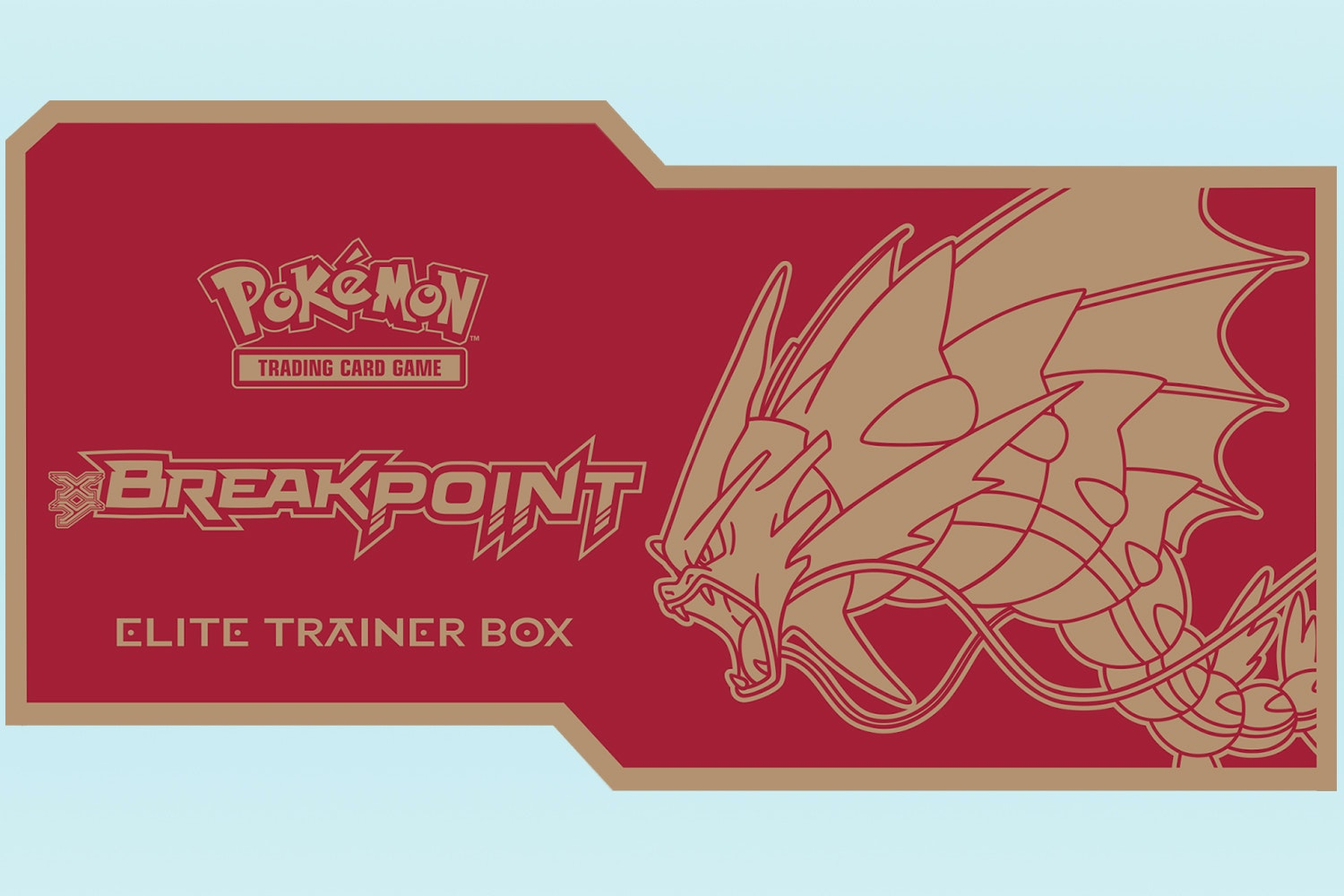 Pokémon XY BREAKpoint Elite Trainer Box Prerelease