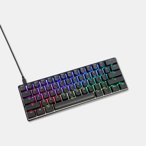 54e3482c787 Pok3r RGB Backlit Mechanical Keyboard | Price & Reviews | Drop (formerly  Massdrop)