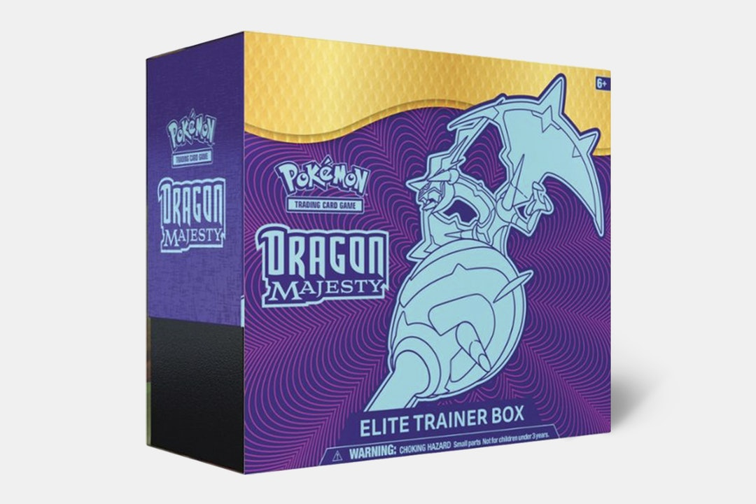 Pokémon Dragon Majesty Elite Trainer Kit