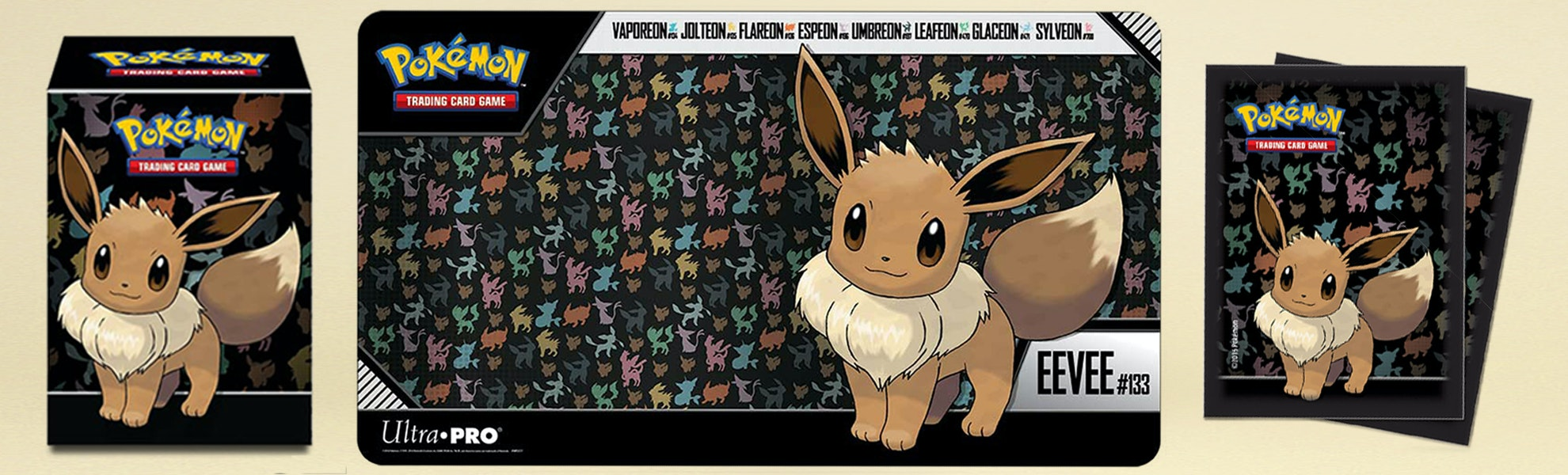 Pokemon Eevee Ultra Pro Bundle Pre-Order
