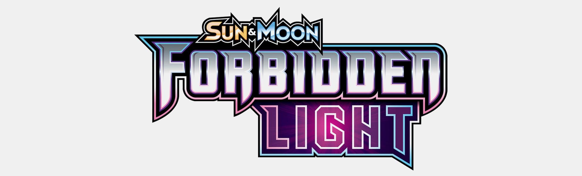 Pokémon Forbidden Light Booster Box