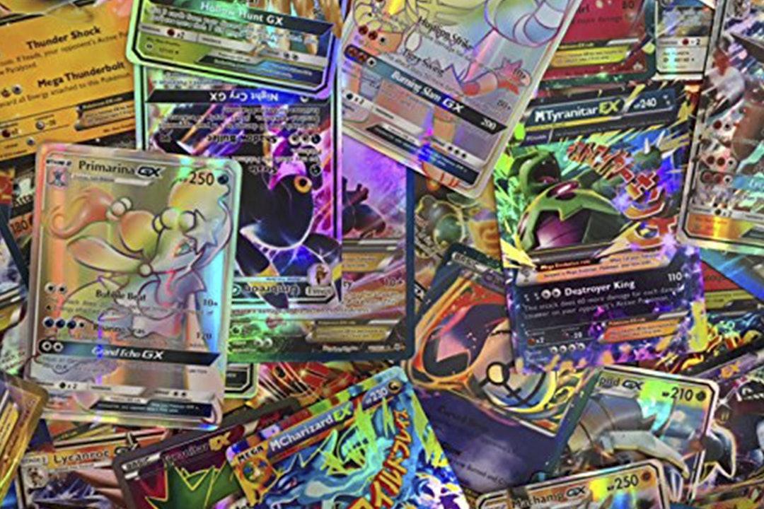 Pokemon Rares & Holos Bundle (50 Cards)