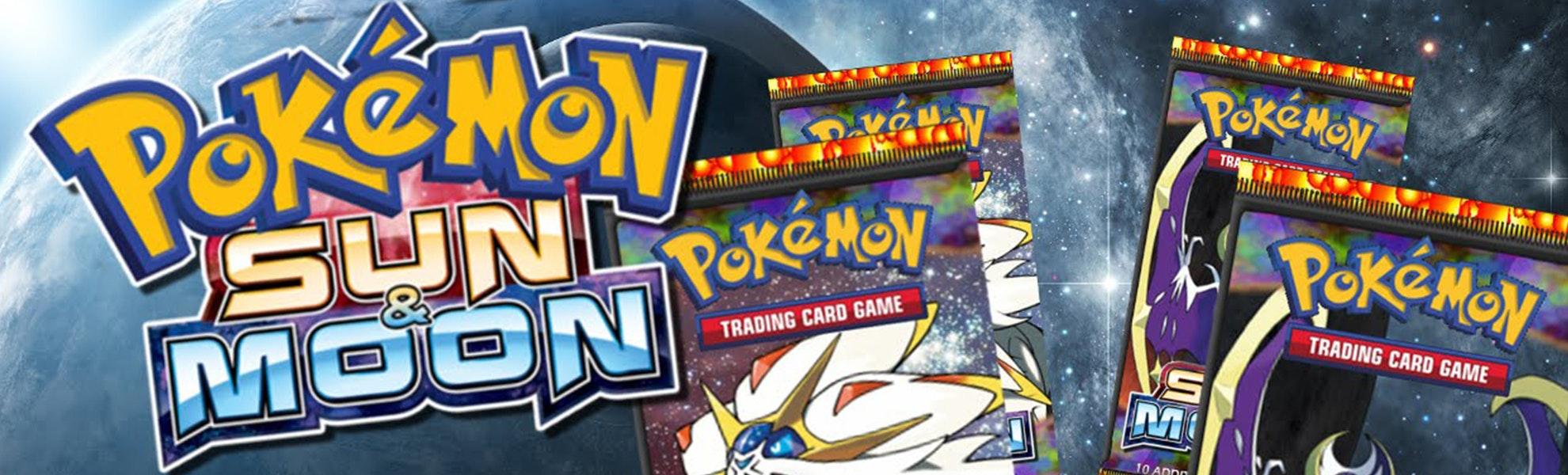 Pokémon Sun and Moon Booster Box