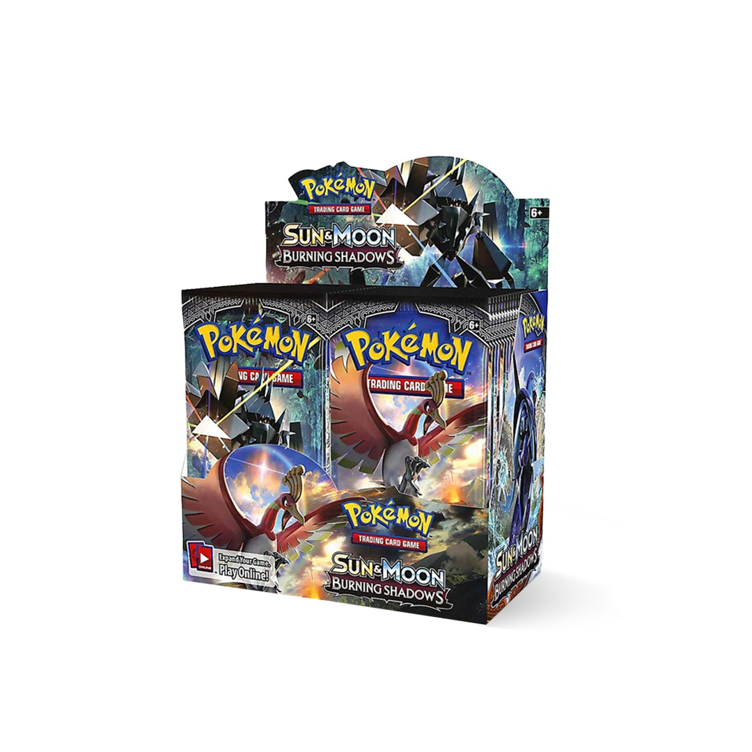 Pokémon Sun & Moon Burning Shadows Booster Box