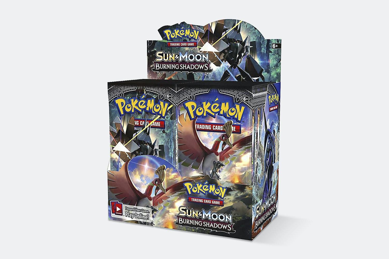Pokémon Sun & Moon Burning Shadows Booster Box