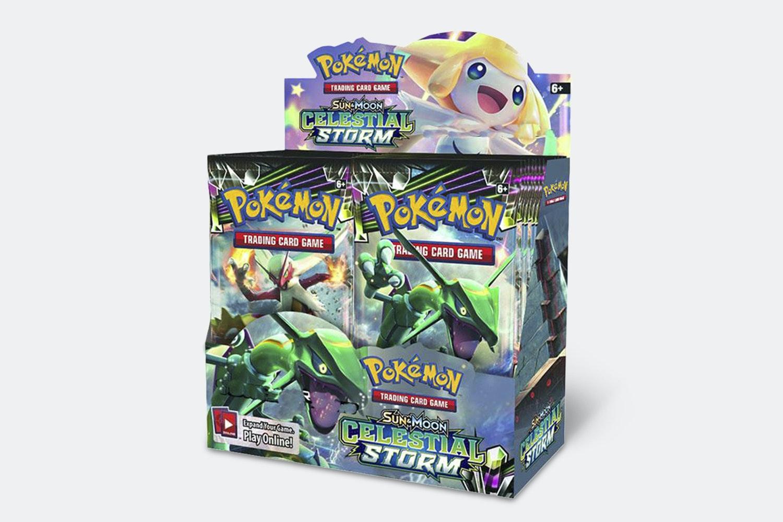 Pokémon SM Celestial Storm Booster Box