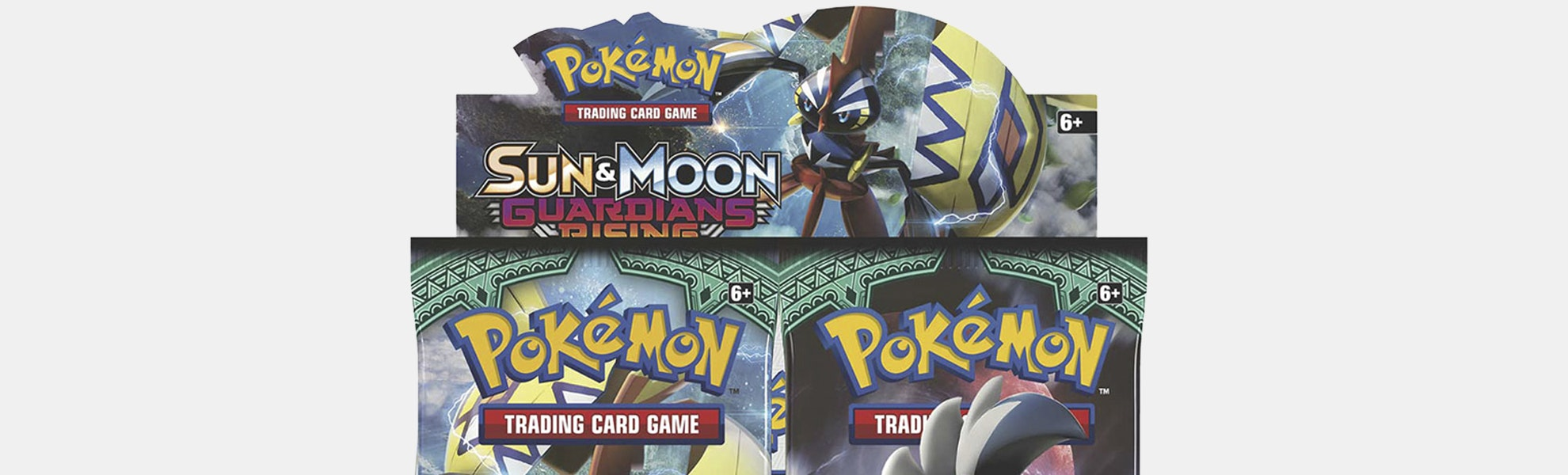 Pokemon Sun & Moon Rising Guardians Booster Box