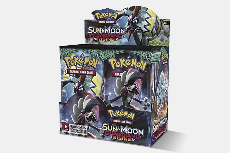 Pokemon Sun & Moon Rising Guardians Booster Box