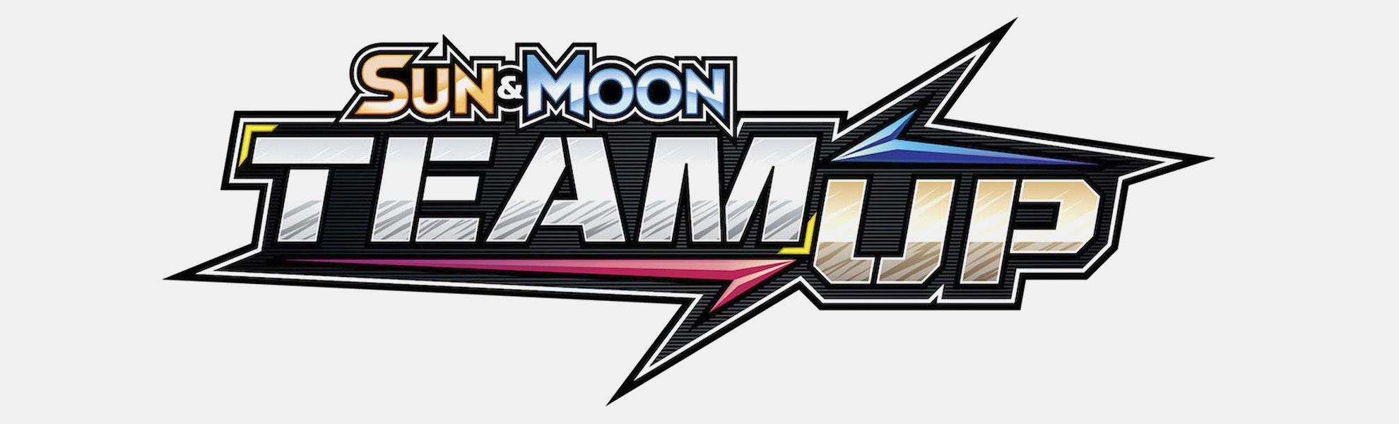 Pokémon: Sun & Moon Team Up Booster Box
