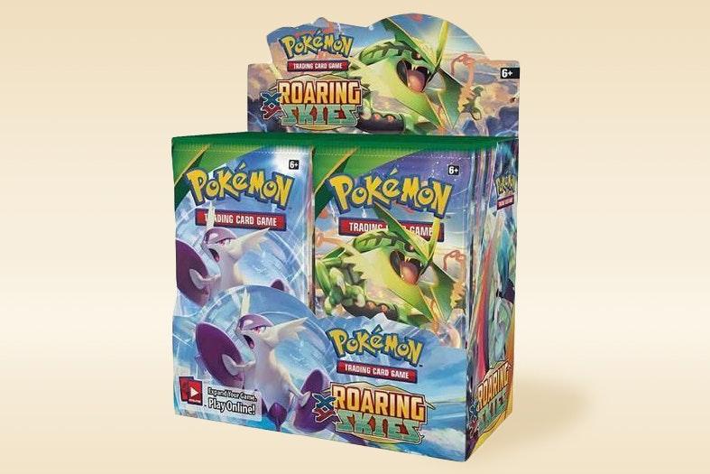 Pokemon XY Roaring Skies Booster Box