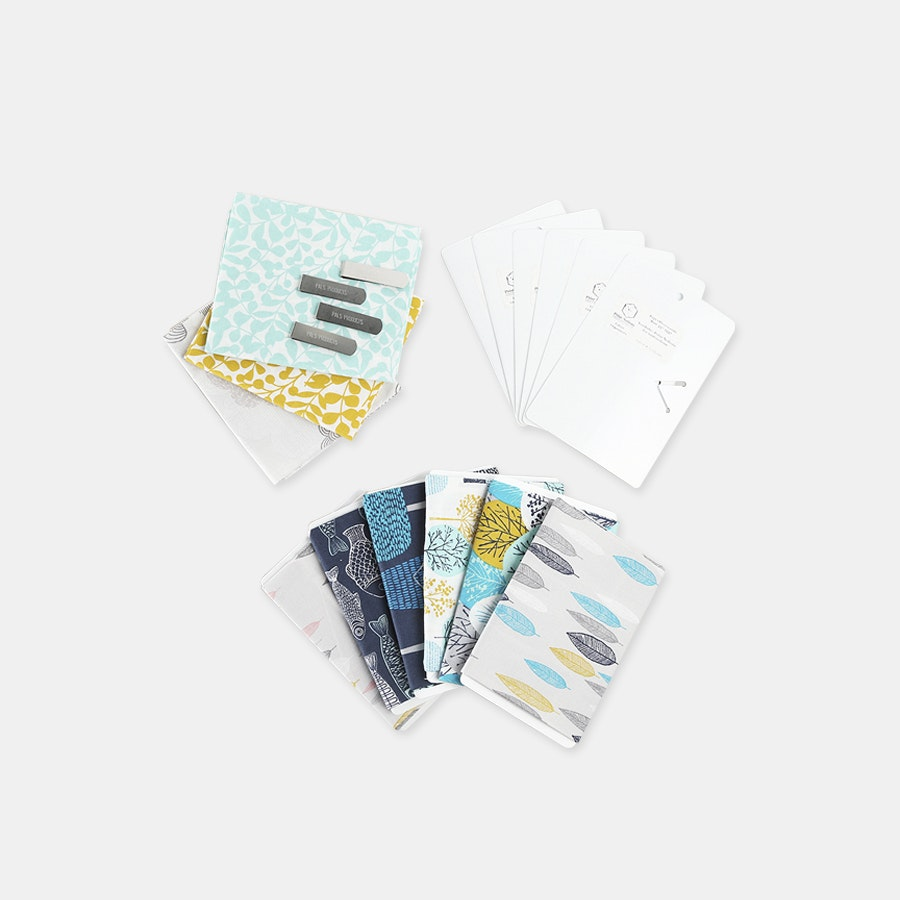 Polar Notions Fabric Organizers