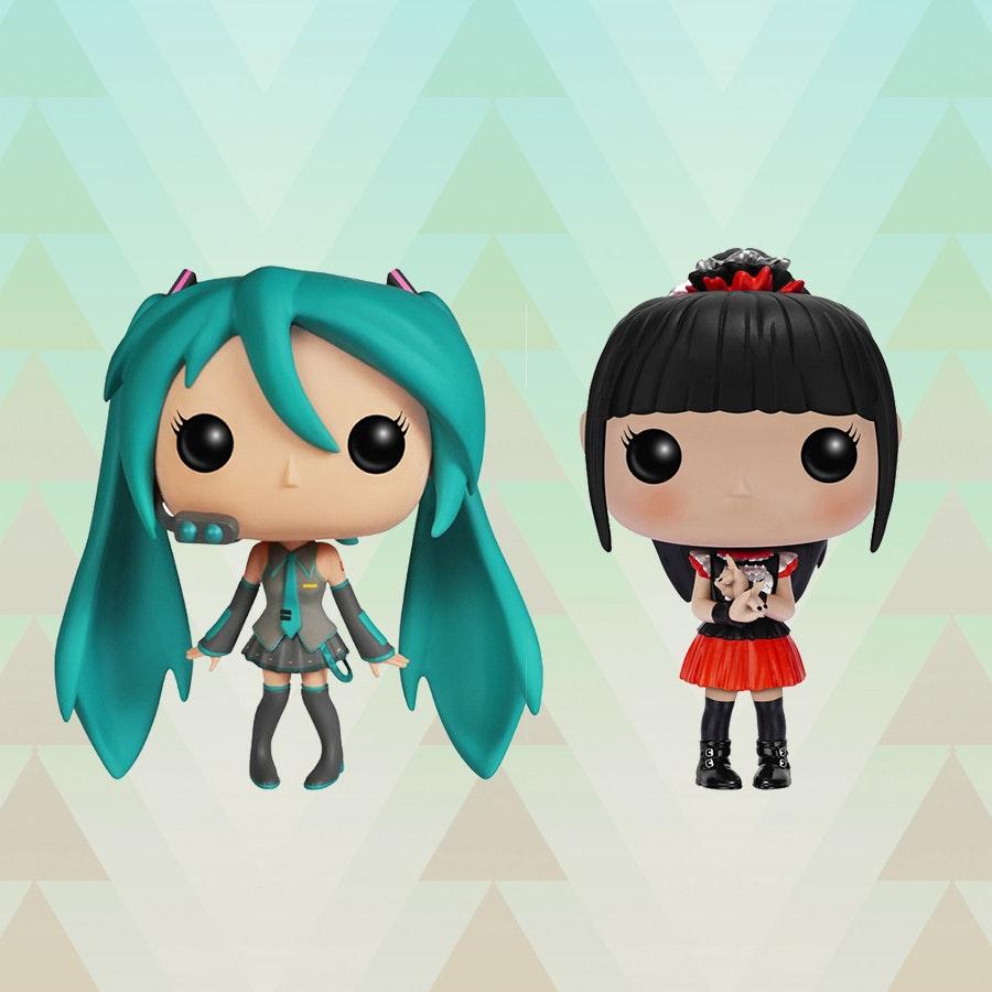 Pop!: Vocaloid + Babymetal (2-Pack Set)