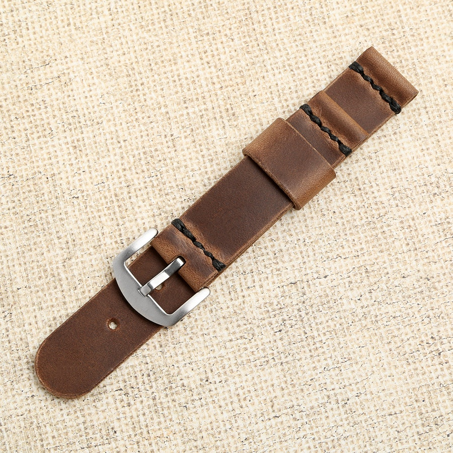 Popov Leather Watch Straps