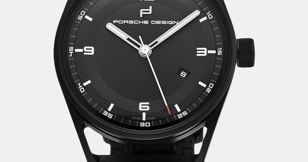 Porsche Design 1919 Datetimer Ti Automatic Watch