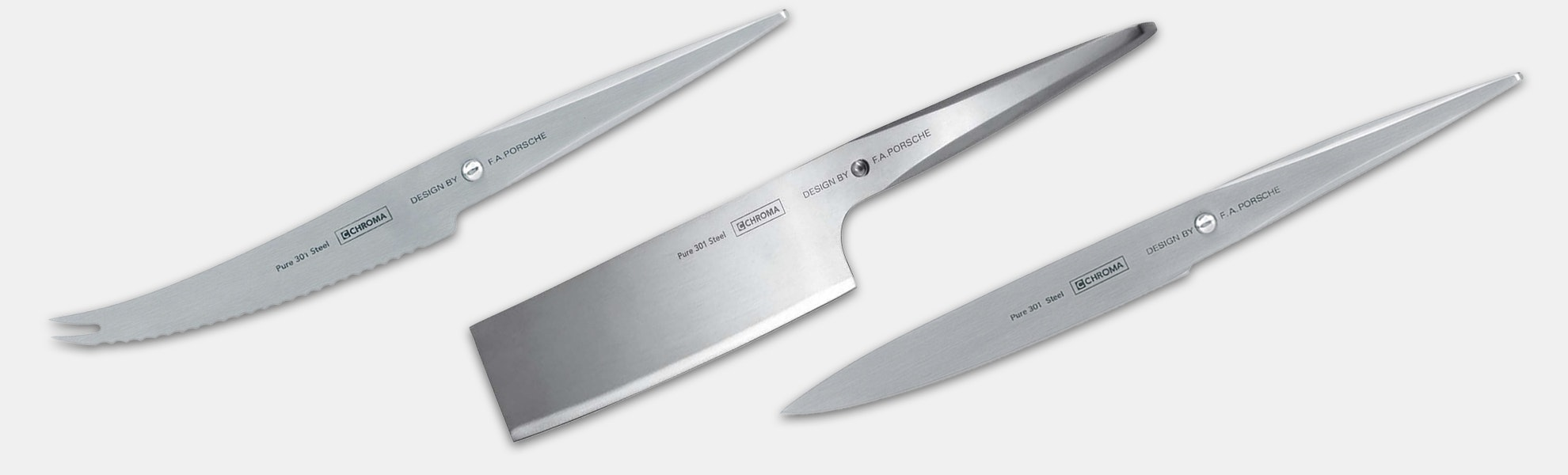 Porsche Design Kitchen Knives