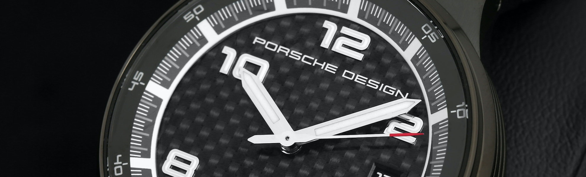 Porsche Design P'6351 Flat Six Automatic Watch