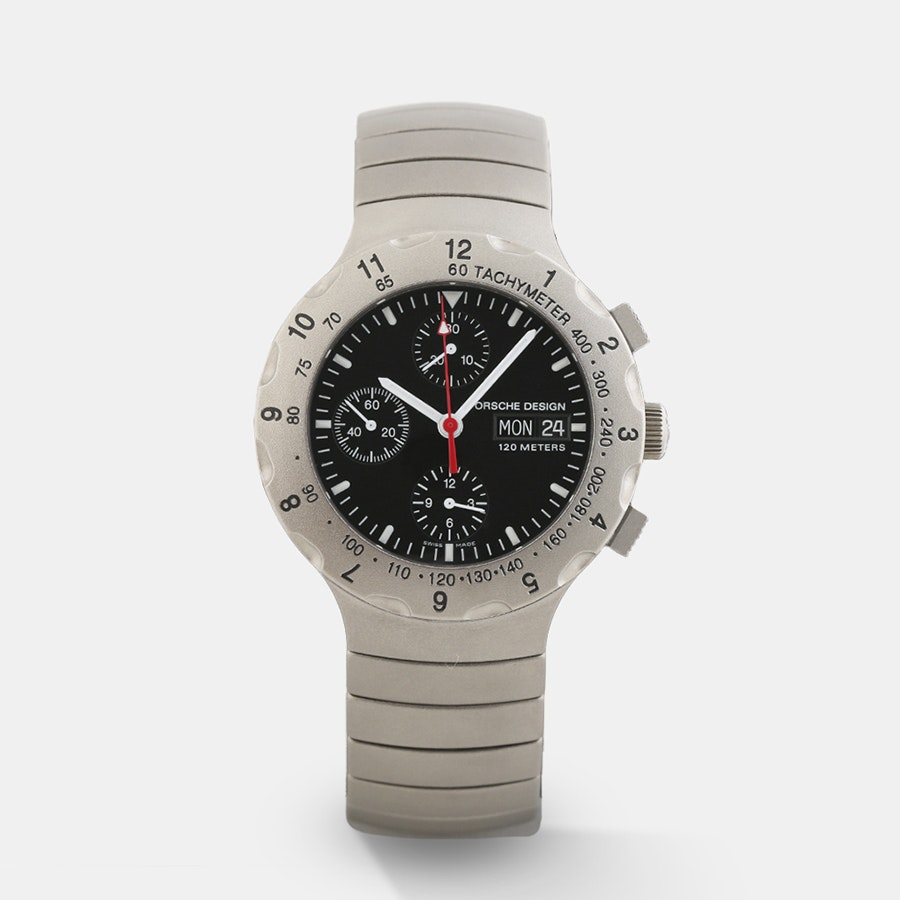 Porsche Design P'6500 Titanium Automatic Watch