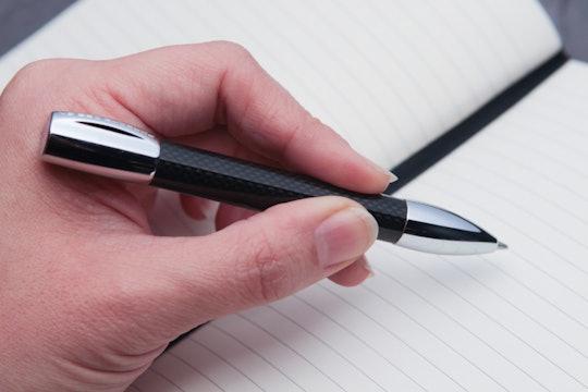Porsche Design P3140 Shake Ballpoint Pen