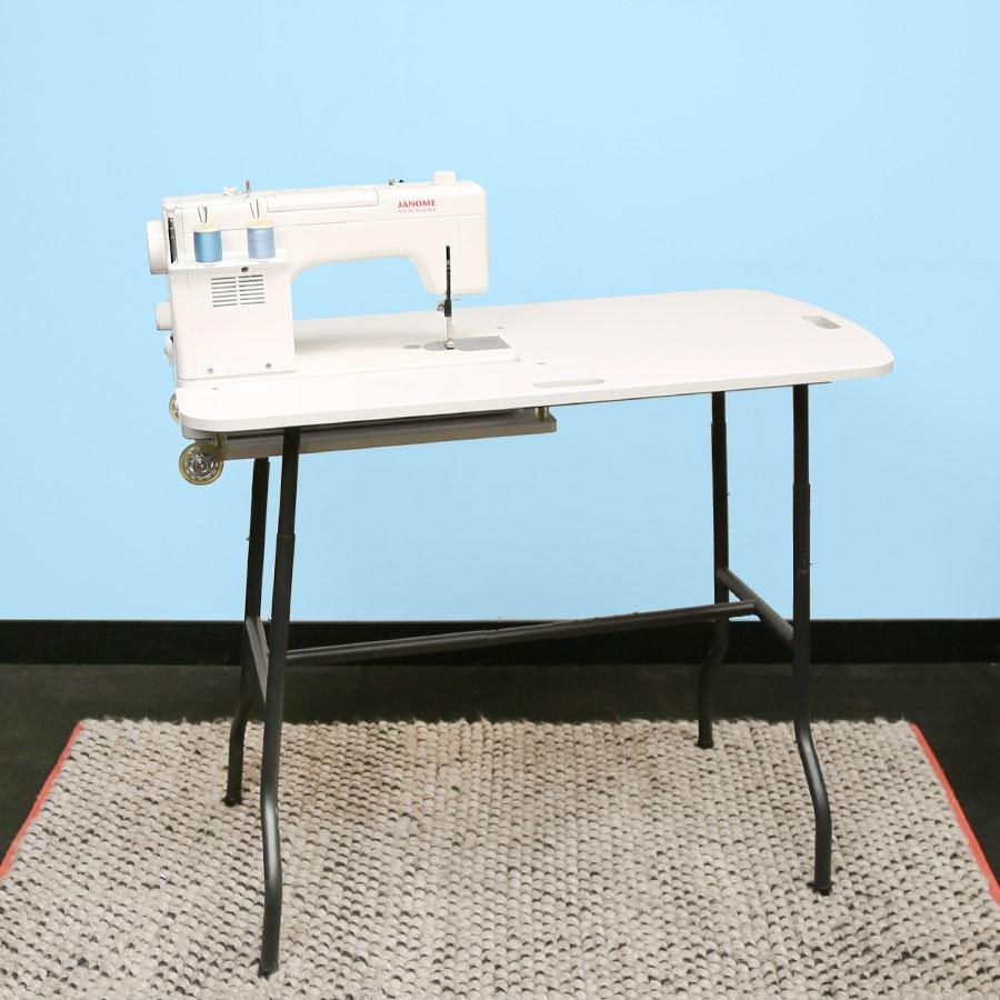 Portable Sew & Go Table