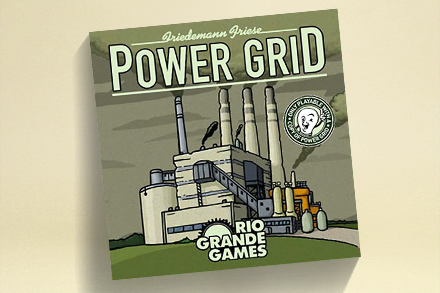 Power Grid Deluxe Bundle & Expansions