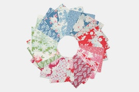 Cottage Fabric Collection - Charm Pack - Assorted