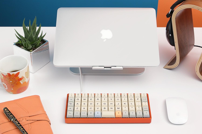 Preonic sur un bureau