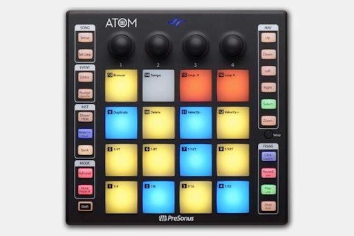 PreSonus Atom & Atom SQ Controllers
