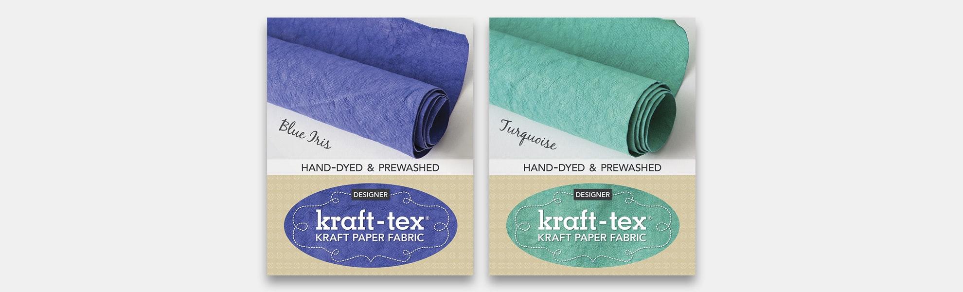 Kraft-Tex Prewashed Rolls (2-Pack)