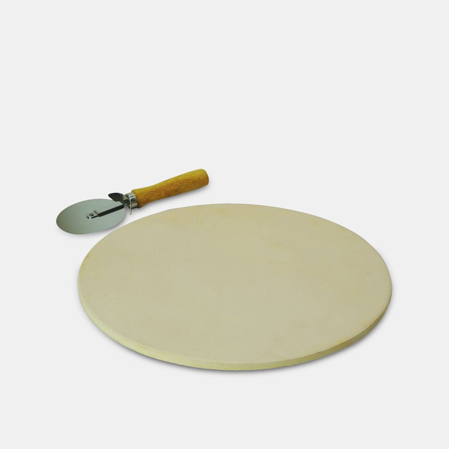 Primula Ceramic Pizza Stone 3-Piece Set