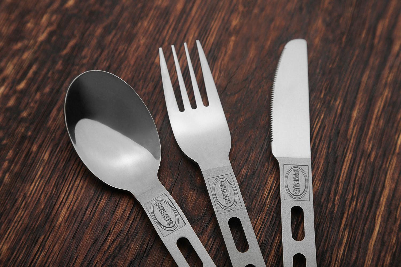 Primus Titanium Cutlery Kit (2-Pack)