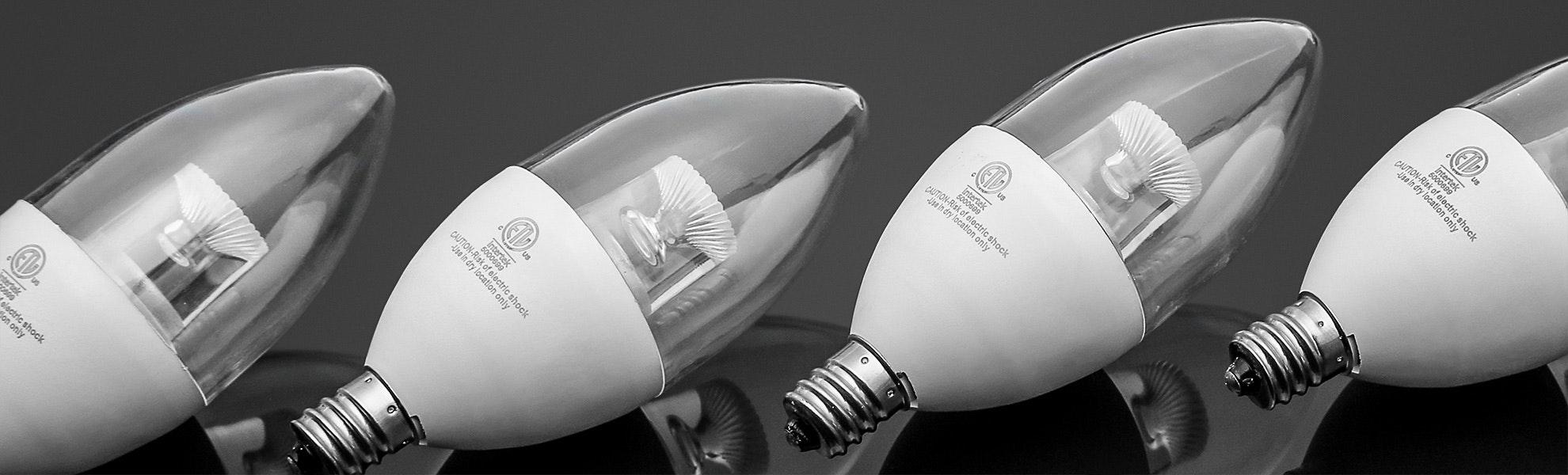 Pro HT LED Candle Light Bulbs (6-Pack)