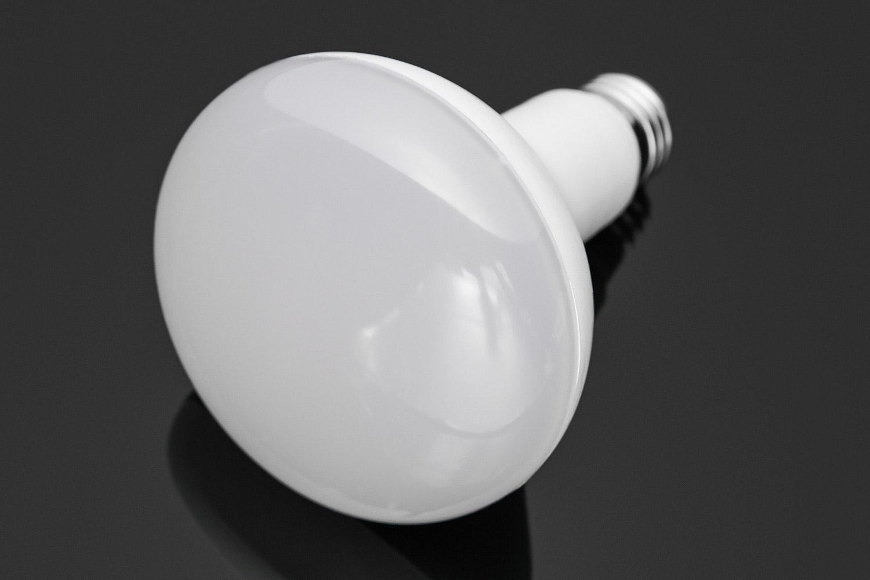 Pro HT LED BR30 Soft White Light Bulbs (2-Pack)