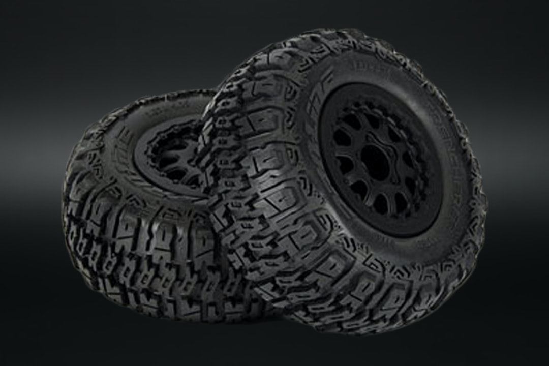 Pro-line Trencher SC 2.2/3.0 Premounted Tires