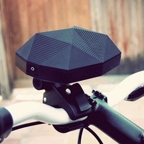 Turtle Shell Rugged Bluetooth Speaker