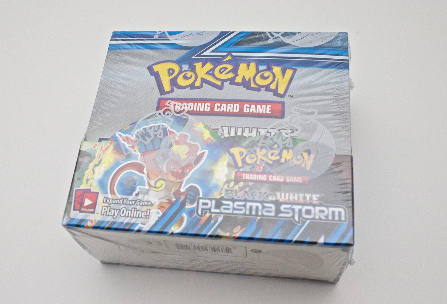 Pokemon Plasma Storm Booster Box