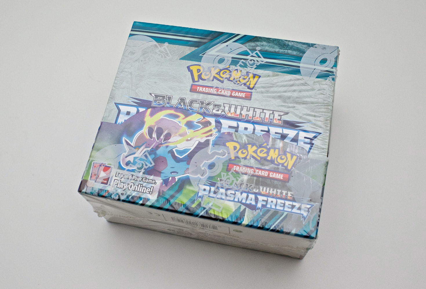Pokemon Plasma Freeze Booster Box