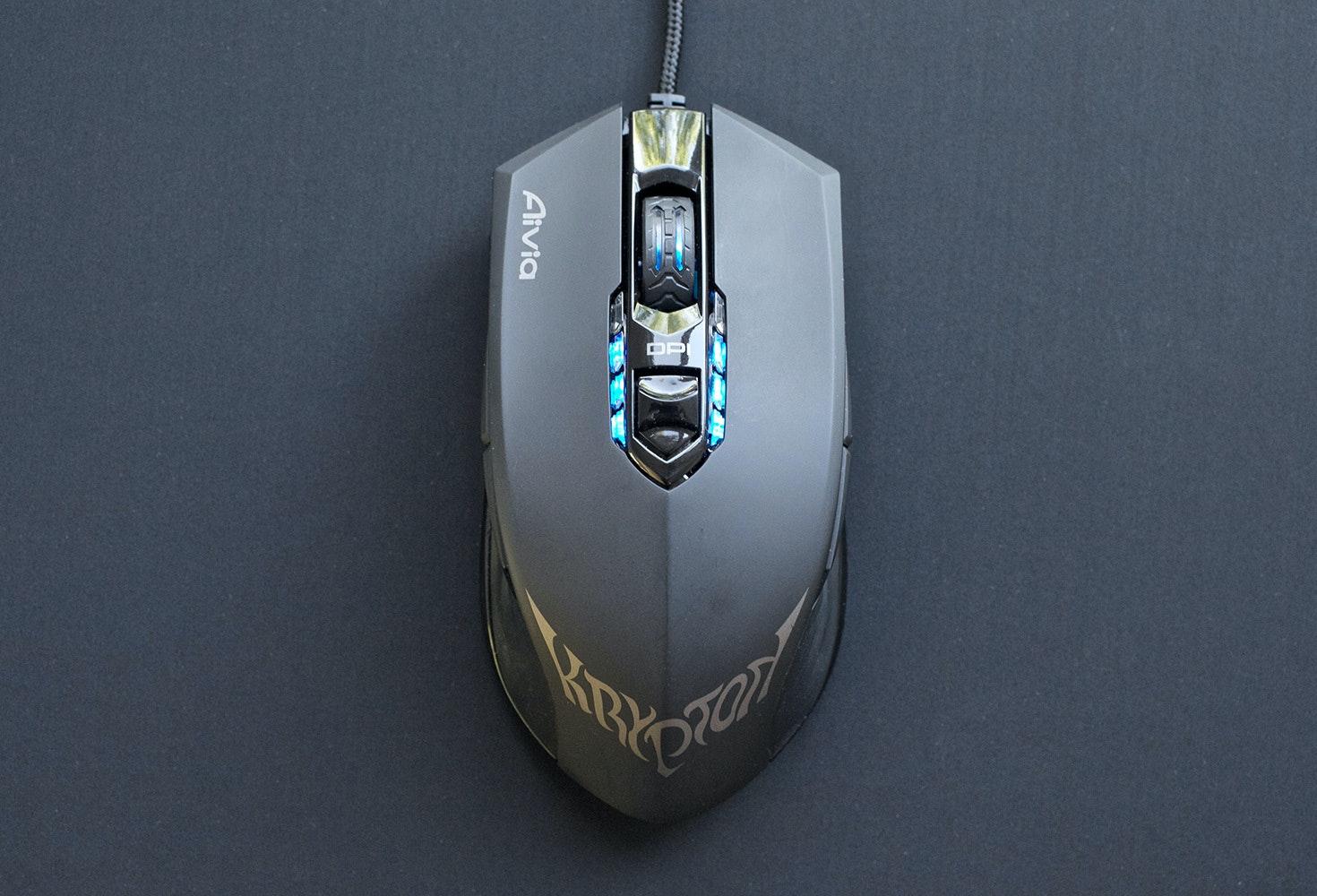 Aivia Krypton Gaming Mouse