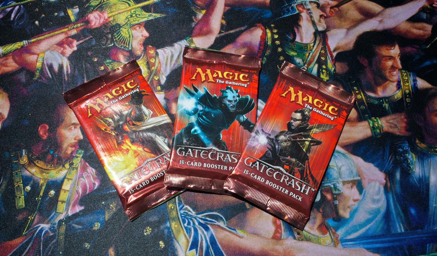 Gatecrash Boosters (3-Pack)