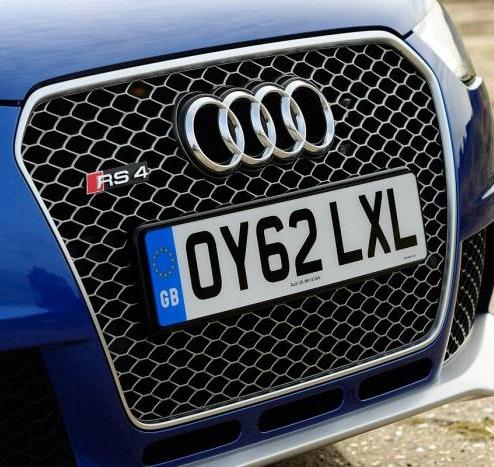 Audi B8.5 RS4 Grill