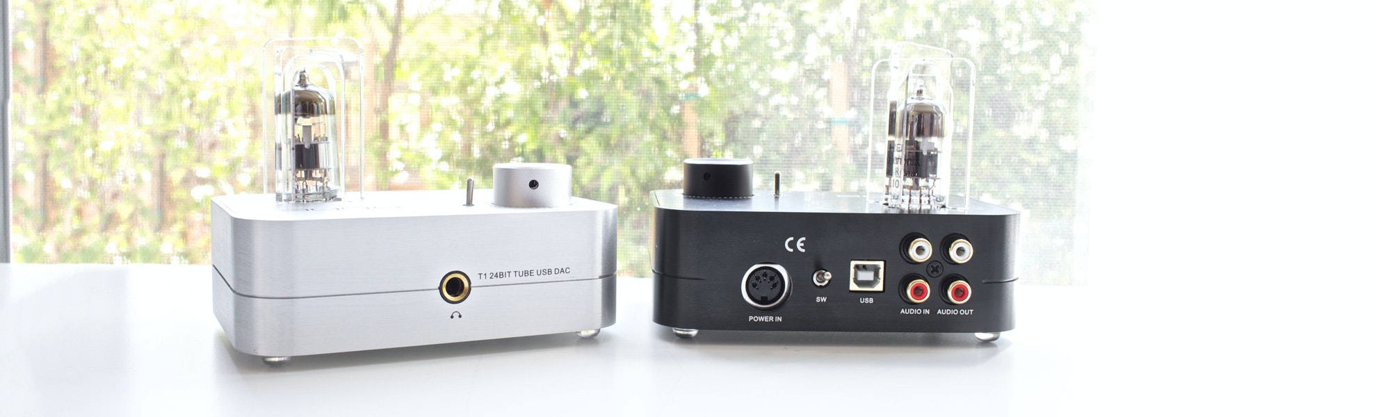 Aune T1 Headphone Tube DAC and Amp