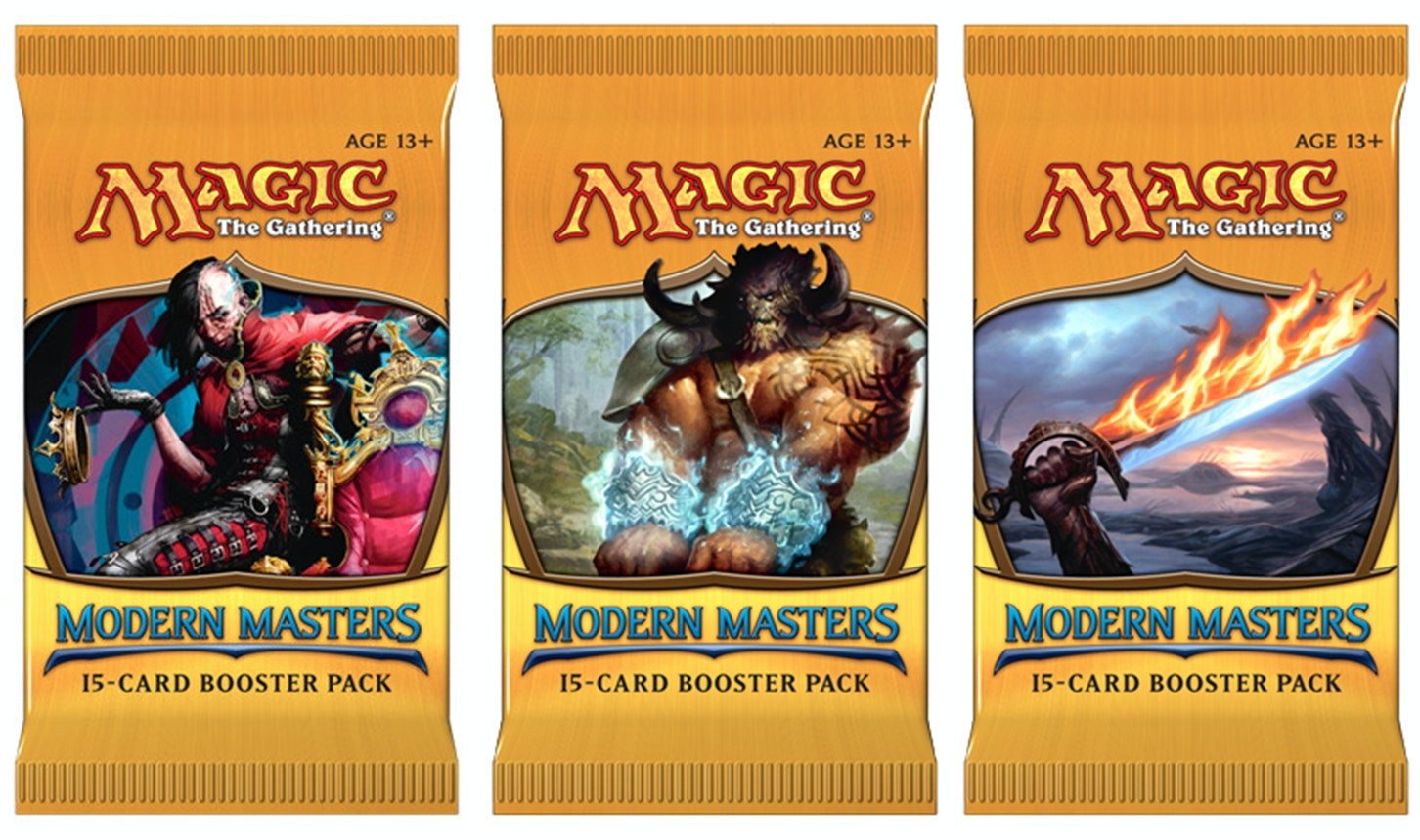 Modern Masters (3-Pack)