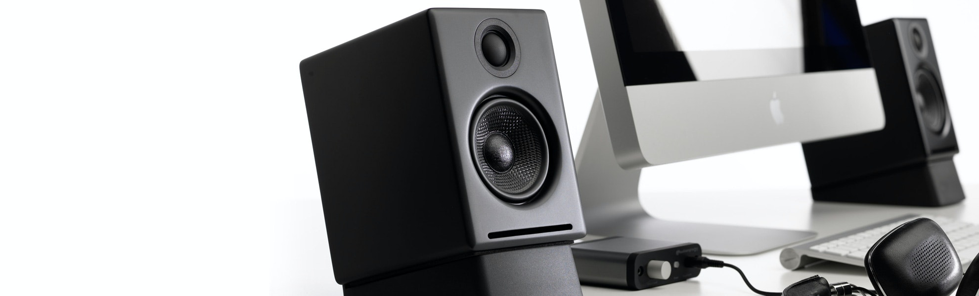 Audioengine A2 Powered Desktop Speakers