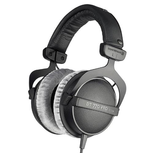 Beyerdynamic DT770 PRO 80 ohm | Price & Reviews | Massdrop