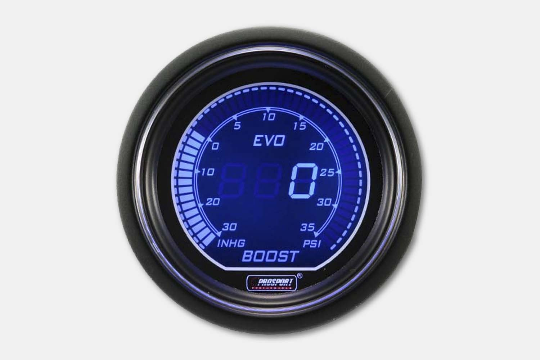 Prosport Evo Electrical Boost Gauge