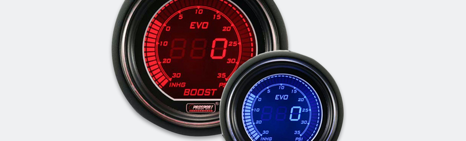 Prosport Evo Electrical Boost Gauge