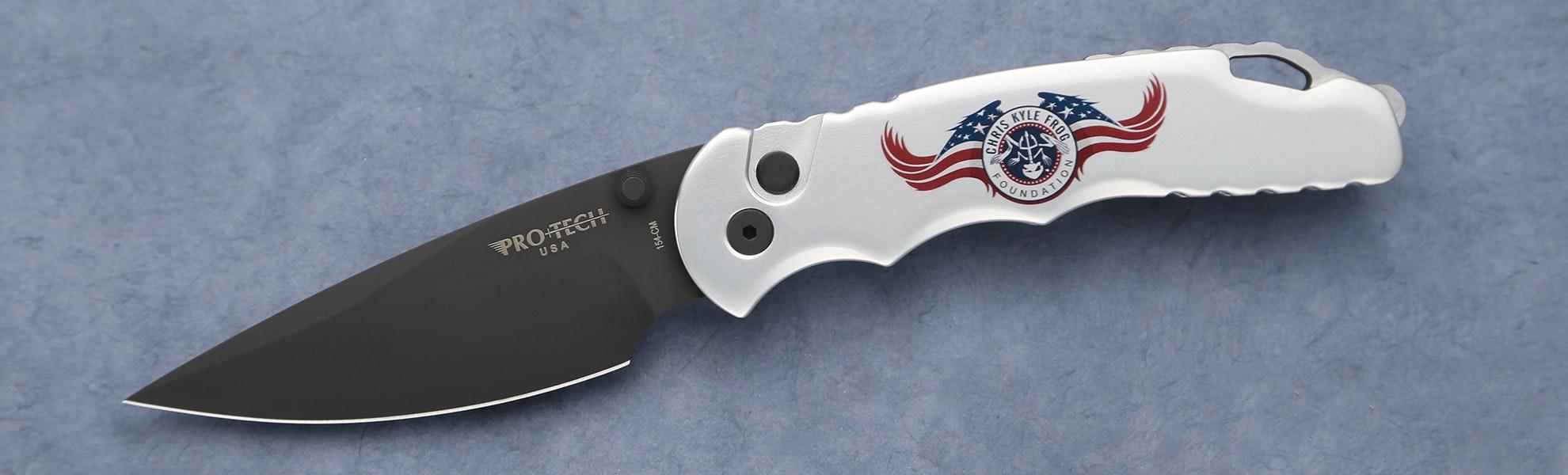 ProTech Knives TR-4 Chris Kyle Foundation