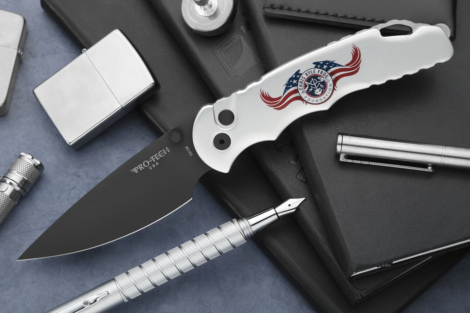 ProTech Knives TR-4 Chris Kyle Foundation
